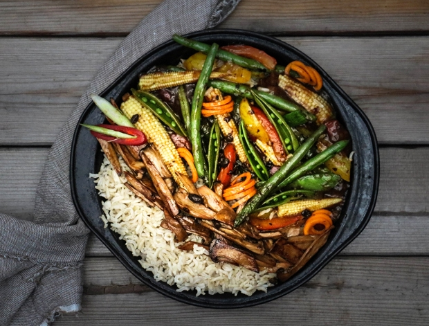 mushroom-stir-fry